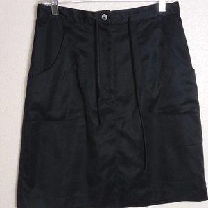 Liz Claiborne Lizsport Black Skirt Size 12